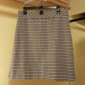 Soft Talbot skirt, so soft.